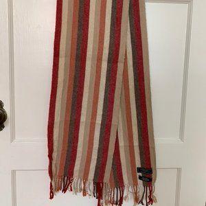 Charles Tyrwhitt 100% Cashmere Striped Scarf